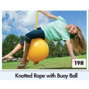 Knotted Rope with Buoy Ball